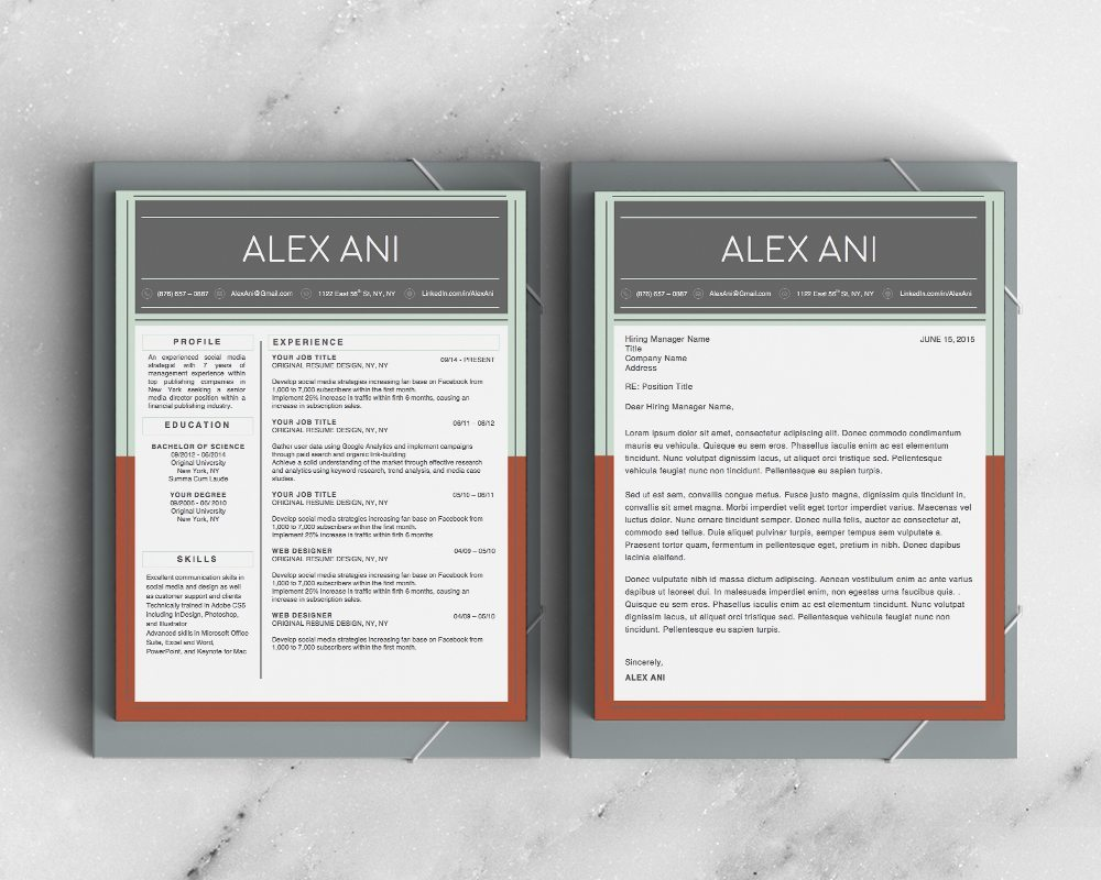 Excel Vba On Error Resume Next Excel  Best Creative Resume Templates For Microsoft Word  Customer Service Resume Examples Excel with Artist Resume Format Excel This Template Comes With A Page And Page Resume Versions Matching Cover  Letter Thank You Letter And References Letter Templates Social Work Resume Templates Word