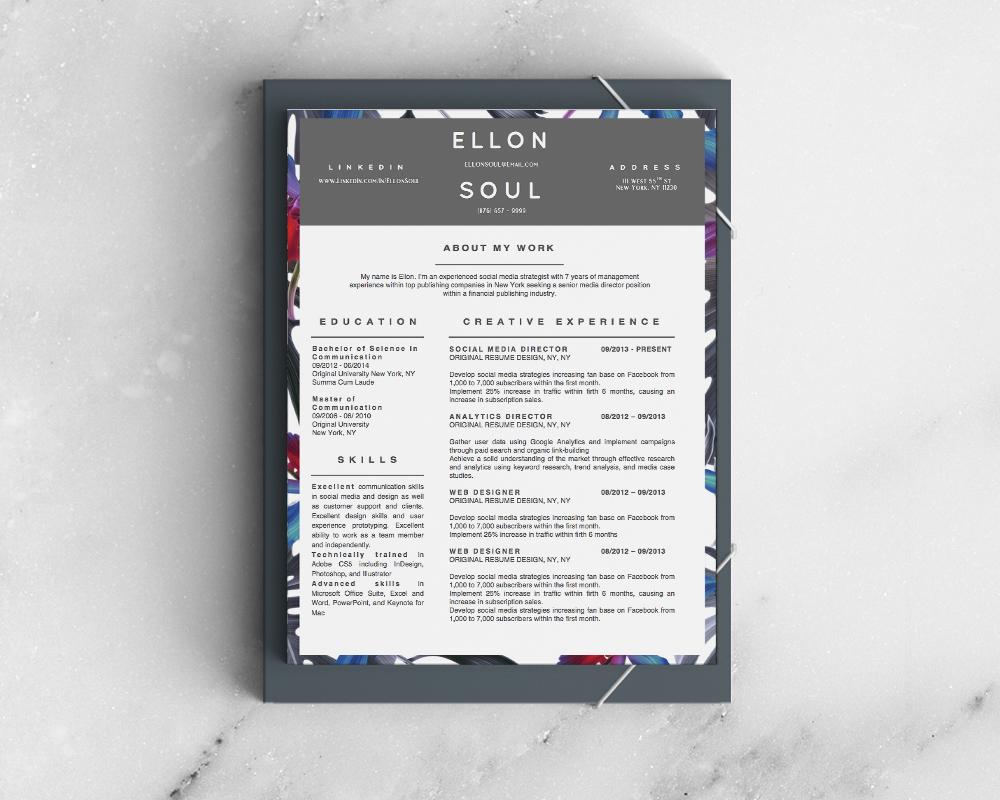 Ellon Soul Mockup 6