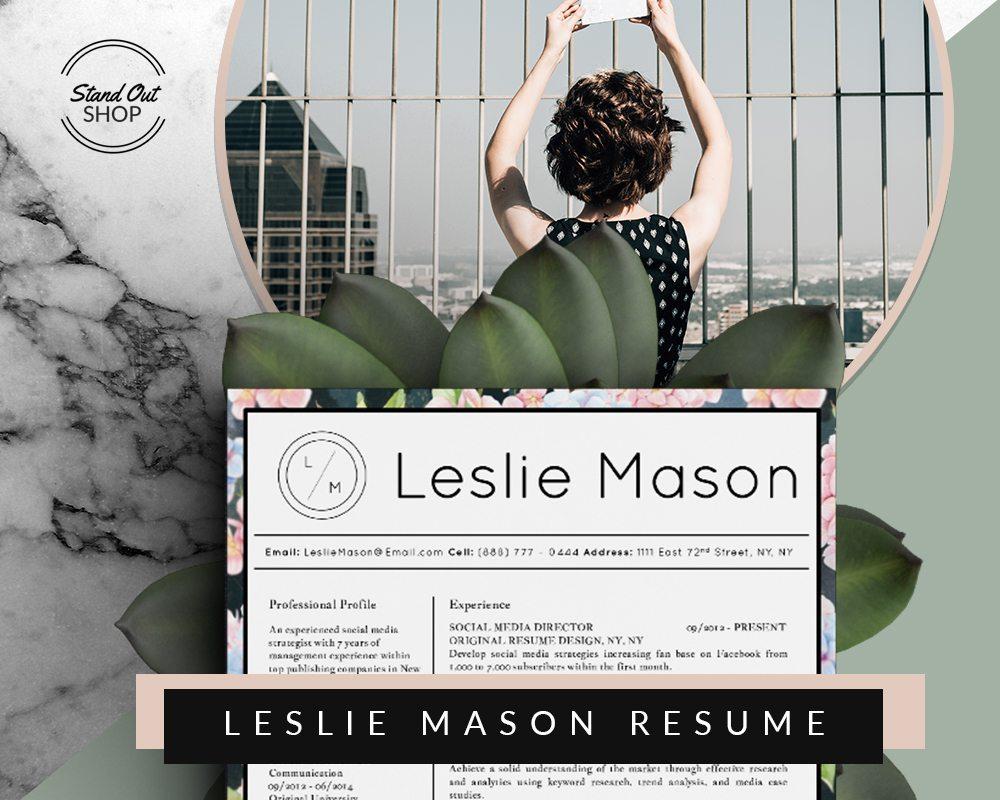 Leslie Mason 3 Marble