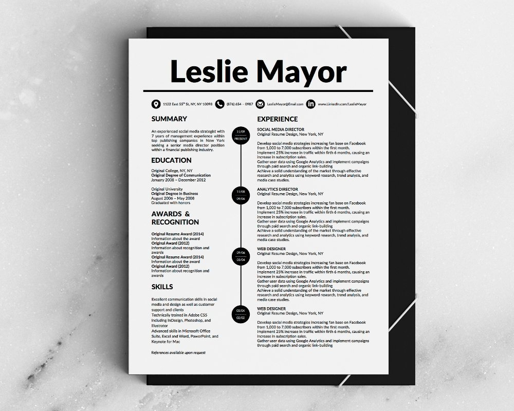 Charming Resume Mayor Contemporary - Entry Level Resume Templates ...