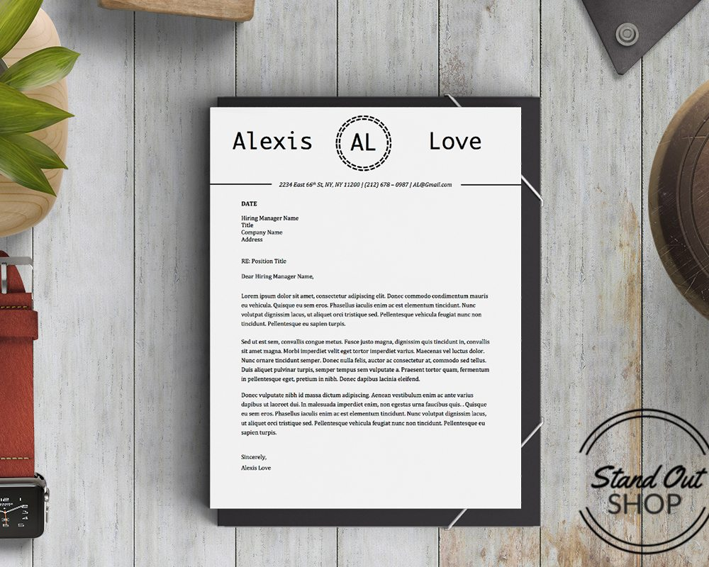 Alexis Love-5 FREE MICROSOFT WORD CV RESUME TEMPLATES