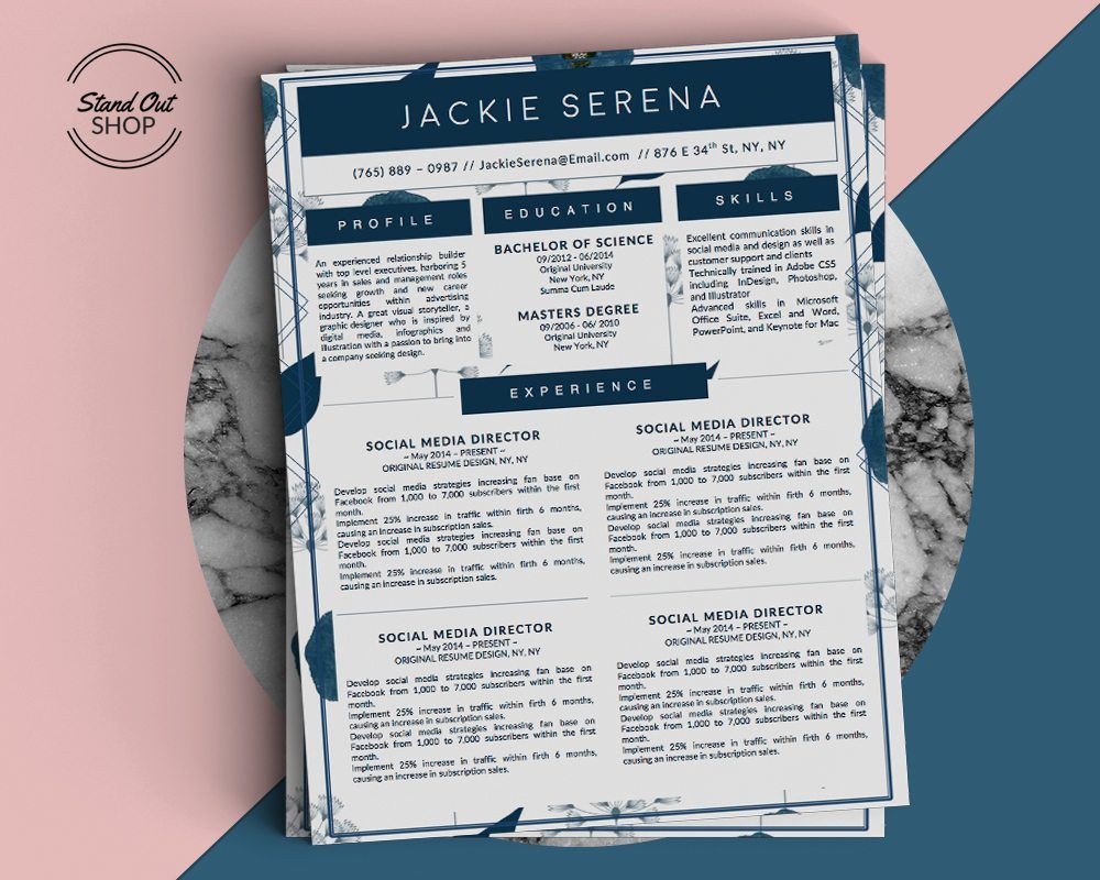 Jackie Serena Marble Cover copy