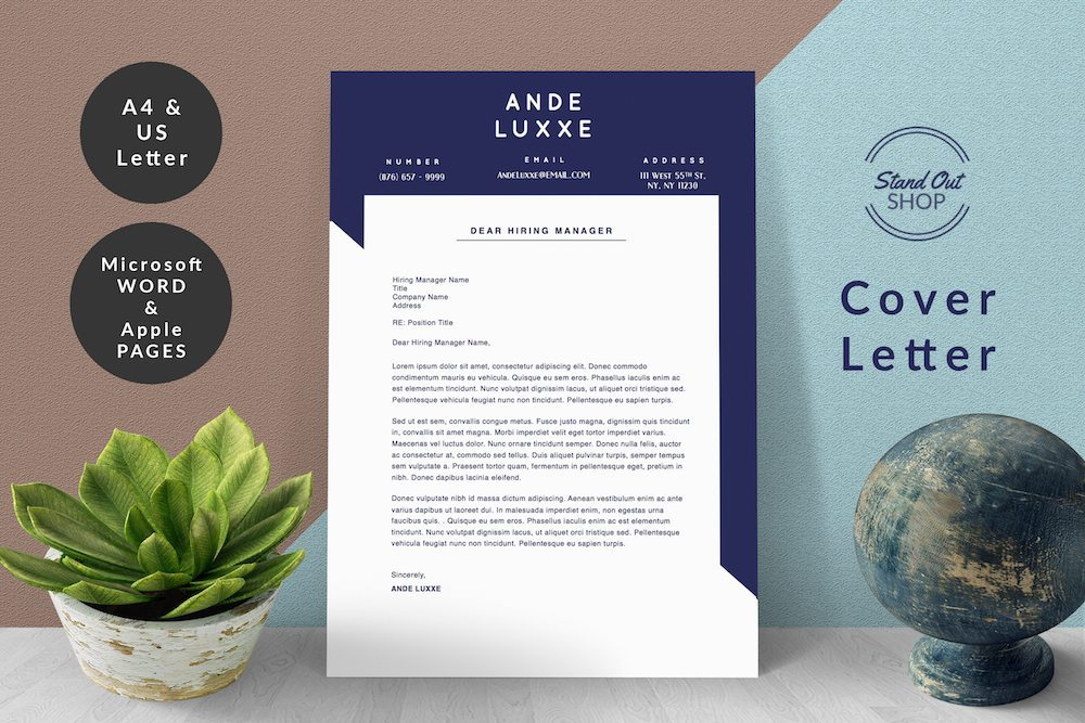 Cover Letter Ande Luxxe - 3