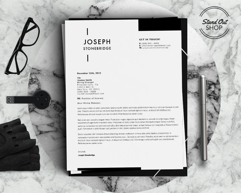 JOSEPH STONEBRIDGE COVER 6
