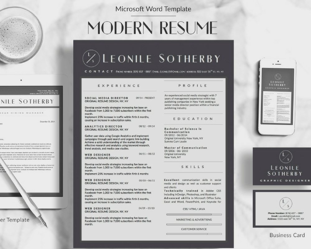 Leonile Sotherby - Downloadable Resume + Cover Template and Cover Letter Template for Microsoft Word and Apple Pages. This cover letter template is perfect for anyone in the fashion field. The template's design is a modern, unique, colorful, and professional. WE SWEAT THE DETAILS, SO YOU DON'T HAVE TO Stand Out Shop resume templates for Microsoft Word and Apple Pages will help you design a modern and professional resume in minutes! Simply download, open in Microsoft Word or Apple Pages, and input your resume's information. Increase your chances of landing your dream job with a job winning, modern, simple, and scannable resume template for Microsoft Word and Apple Pages. Creating a resume shouldn't suck Simply download a resume template from Stand Out Shop, enter your information in Microsoft Word or Apple Pages and get a beautifully formatted resume in seconds. Create a unique and vivid resume in minutes. Make an impressive resume. Customize your own layout in Microsoft Word or Apple Pages and introduce yourself in an impressive way. You can download your resume at any time. Stand out from other job seekers with a beautiful professional design.