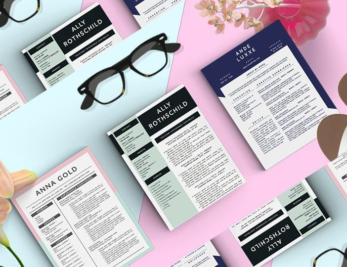 5 Job Winning Creative Resume Templates to Help You Stand Out