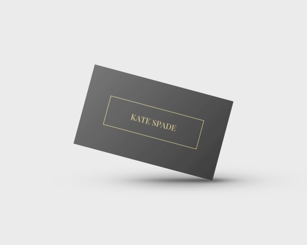 Kate Spade Business Card Template for Google DocsKate Spade Business Card TemplatKate Spade Business Card Template for Google Docse for Google Docs